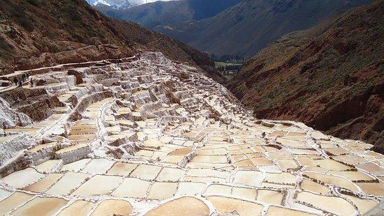 Región Cuzco, Perú: Maras