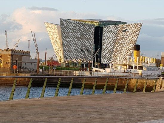 Premier Inn Belfast Titanic Quarter Hotel: 20170829_195224_large.jpg