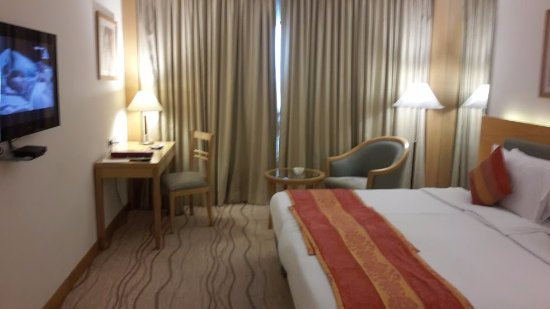 Accord Puducherry: good rooms