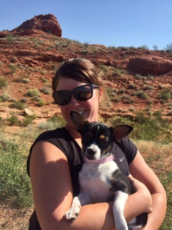Ivins, UT: Pound Puppy Hike - included with our retreat packages