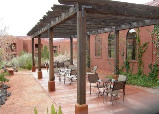 Ivins, UT: Outdoor Meeting Spaces