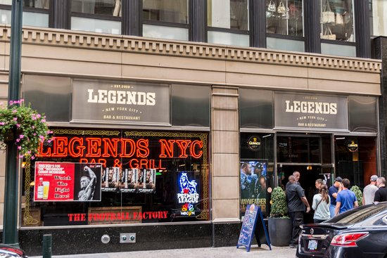 Legends, NYC