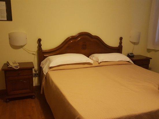 Hotel Scala: Wspaniale i bardzo wygodne lózko !