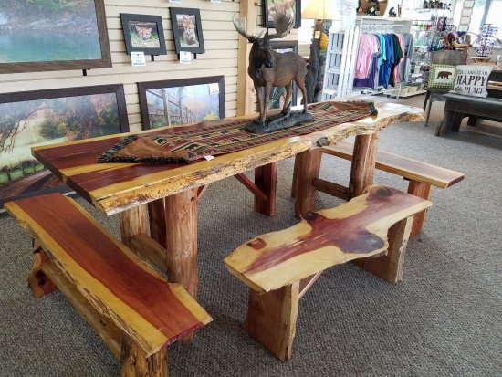 Tennessee Trading Post Locally Made Rustic Furniture