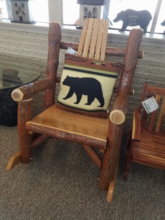 Amish Made Rustic Furniture Picture, Amish Furniture Tennessee