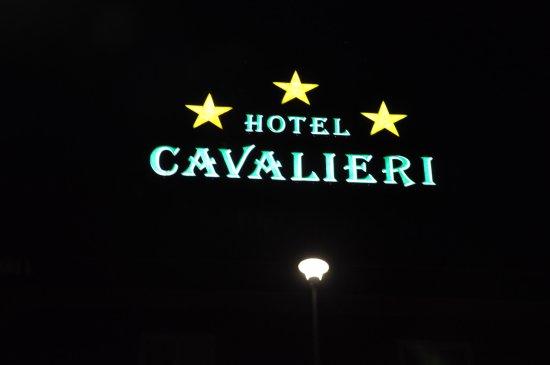 Hotel Cavalieri: Di notte