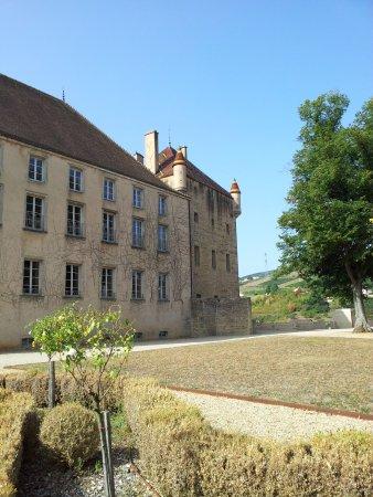 Incantevole castello sulle tracce di Lamartine