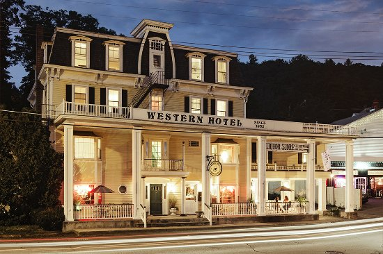Callicoon, Estado de Nueva York: The Western Supper Club & Inn