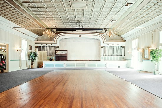 Callicoon, NY: The Beautiful Victorian Ballroom at The Western Supper Club & Inn