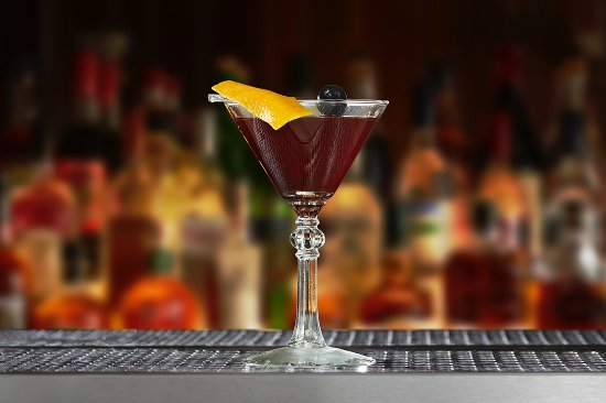 Callicoon, Нью-Йорк: Delicious Craft Cocktails in the Historic Tap Room at The Western Supper Club & Inn