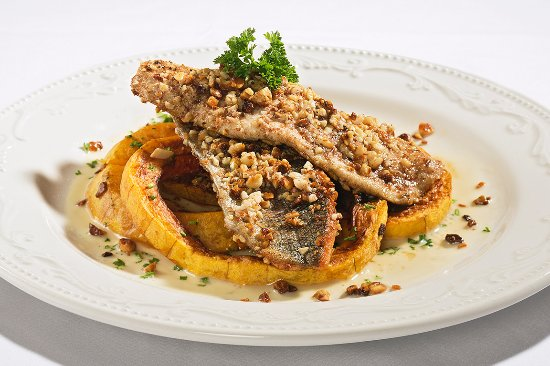 Callicoon, Estado de Nueva York: Beaverkill Trout Almondine - The Western Supper Club & Inn
