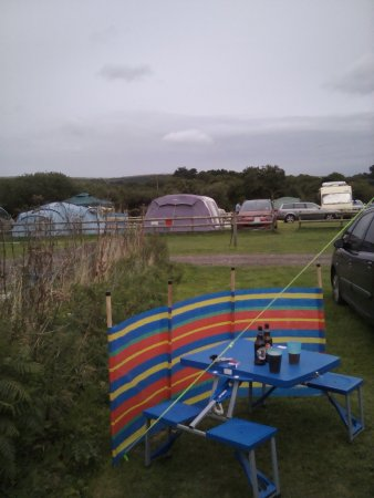 Woodyhyde Campsite Photo