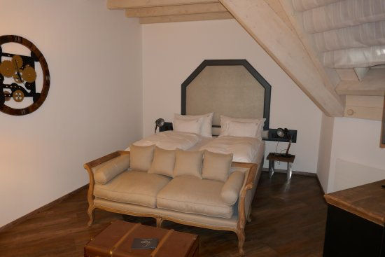 Thessoni Classic Zürich: Lifestyle Swiss Suite