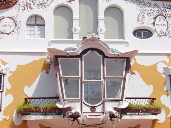 Sant Joan Despi, Spanien: balcon