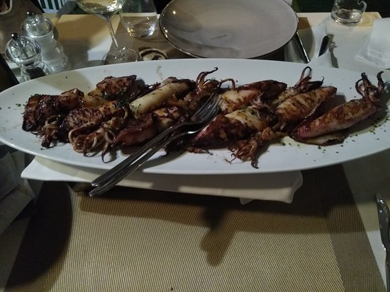 img 20170907 213855 picture of bon appetit restaurant zadar tripadvisor. Black Bedroom Furniture Sets. Home Design Ideas