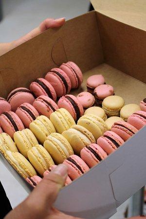 Ollia Macarons & Tea
