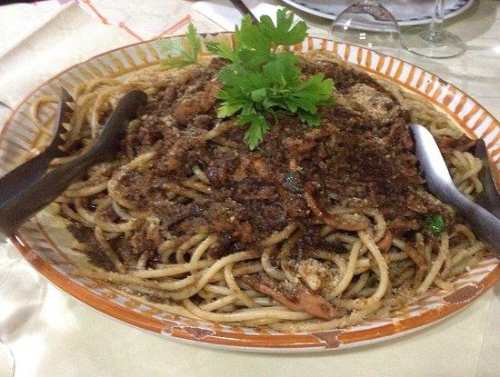 Collesano, Italia: I piatti si descrivono da soli
