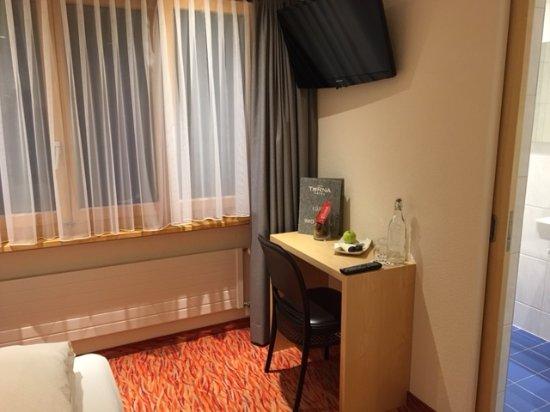 Hotel Turna: Arbeidsplassen