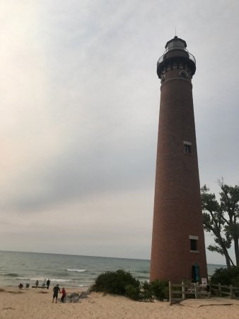 Mears, MI: lighthouse