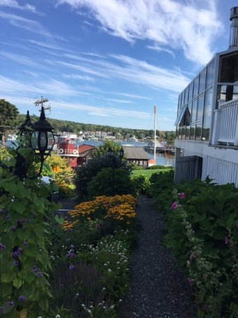 Greenleaf Inn at Boothbay Harbor Picture