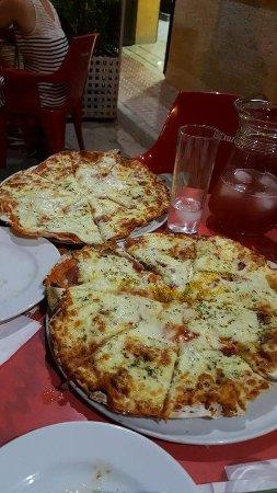 Orce, Espanha: PIZZAS CASERAS