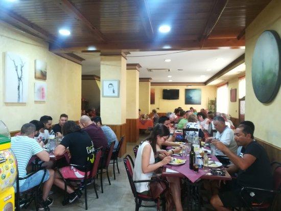 Orce, Espanha: GRAN AFORO
