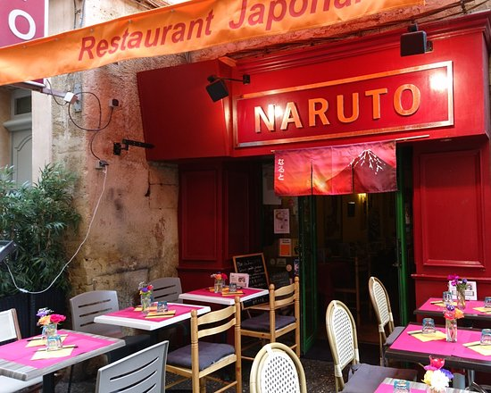 restaurant naruto dans aix en provence avec cuisine japonaise. Black Bedroom Furniture Sets. Home Design Ideas