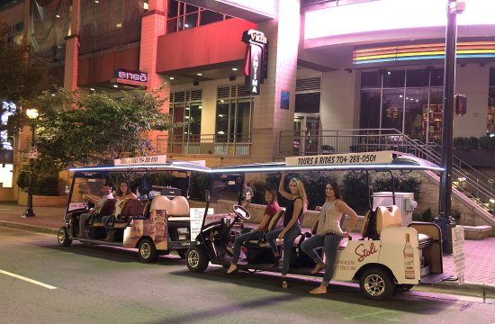 Queen City Rides