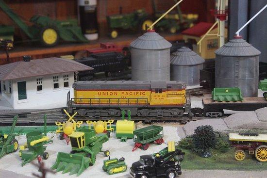 Trains on the Farm