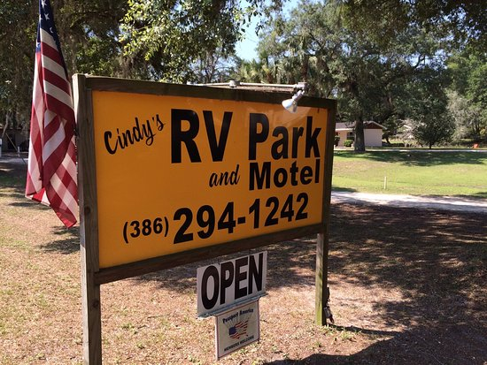 Mayo, FL: Our RV Park