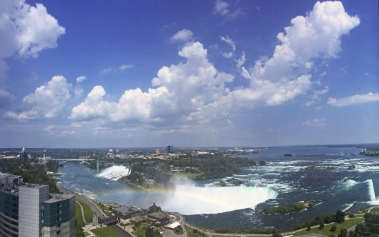 Niagara Falls Marriott on the Falls Resmi