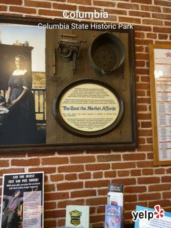 Columbia, Kaliforniya: Fallon Ice Cream Parlor