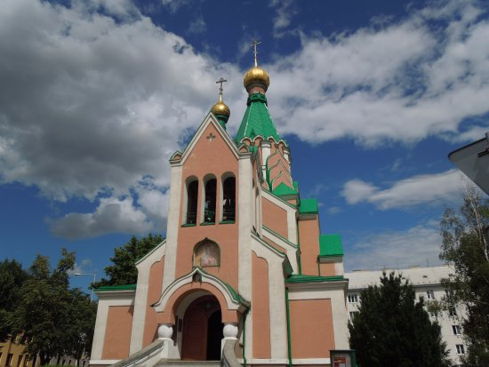 Church of St. Gorazd