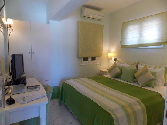 Myrties, اليونان: Potha Apartment - Bedroom