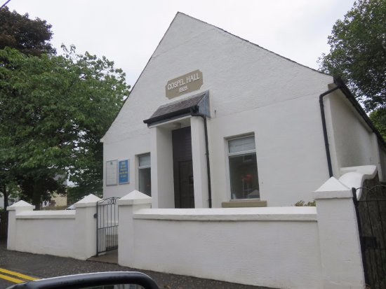 Kinross, UK: Gospel Hall