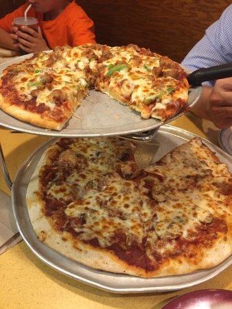 Fairfield, OH: Yummy pizza