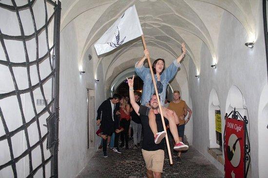 Traditional Pub Crawl Bratislava
