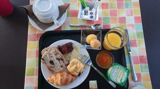 Canto Cigalo: ottima colazione a buffet