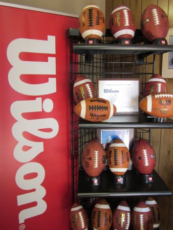 Wilson Football Factory Ada 2019 All You Need To Know Before You