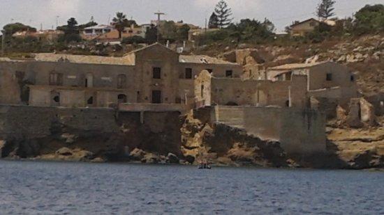 Isola di Capo Passero: la tonnara