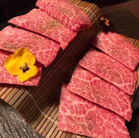 Stonnington, Australien: Wagyu Ya Japanese Chargrill Restaurant