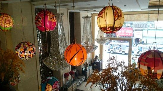 Golden Silk Boutique Hotel Foto