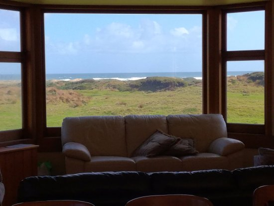 Kaitaia, Nueva Zelanda: view from Lounge/dinning and kitchen