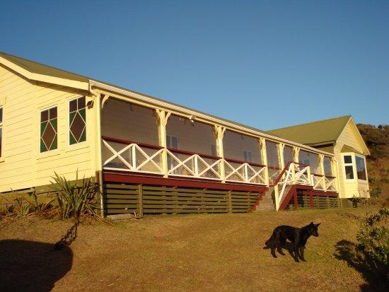 Kaitaia, Nueva Zelanda: The Lodge