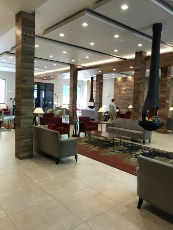 Bethlehem, NH: lobby