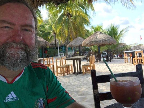 Playa Palancar : Yours Truly :)
