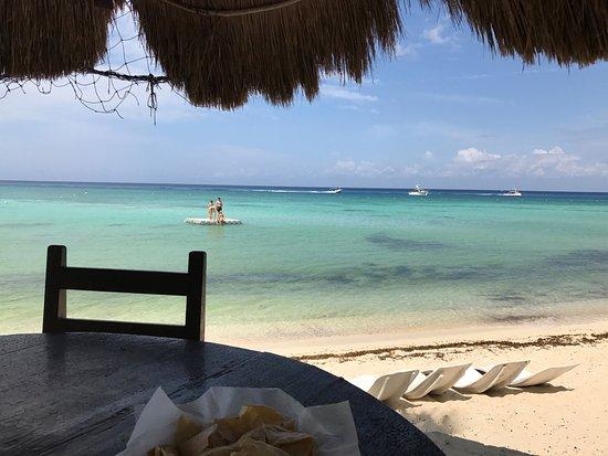 Playa Palancar : Aaahhh!