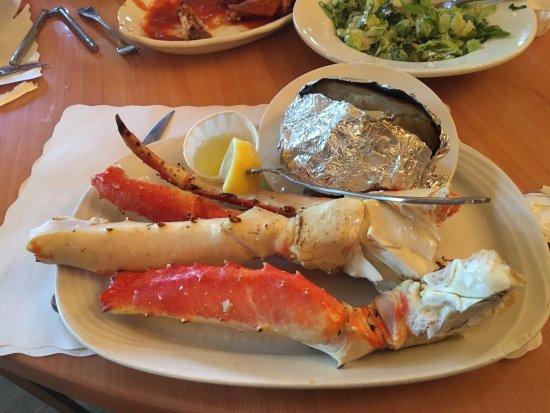 Pub 199 King Crab Legs