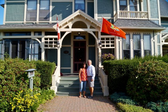 Wolfville, Canada: Victoria's Historical Inn