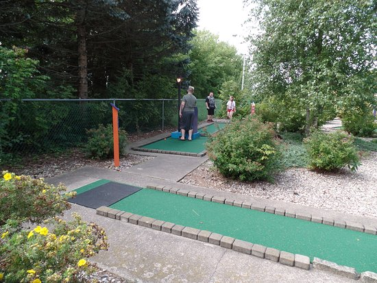 Fremont, WI: Mini Golf